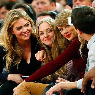 Amis Célèbres de Taylor Swift