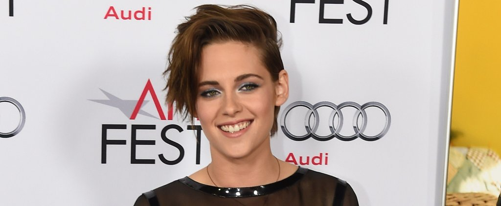 Kristen Stewart's Icy Makeup Is Perfect For Elsa Fanatics