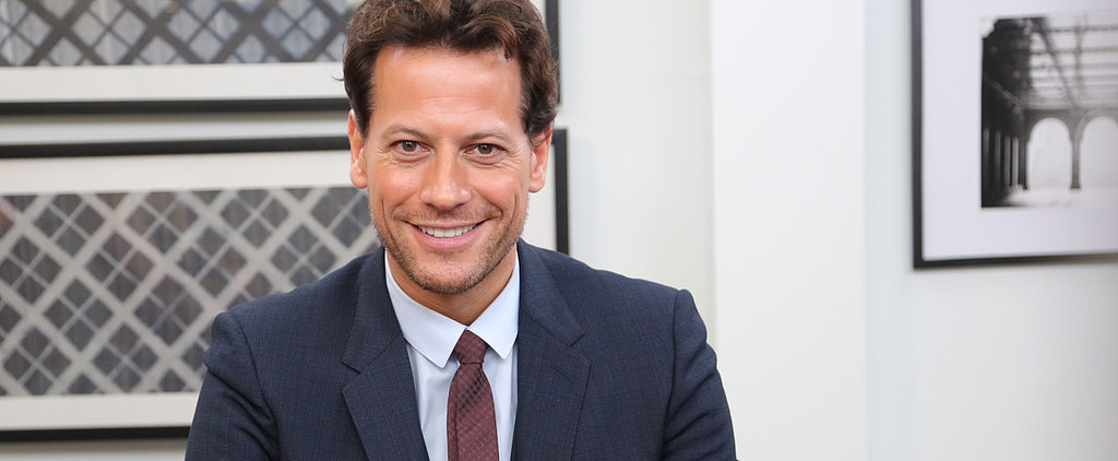 Ioan Gruffudd Explains All Those Nude Scenes in ABC's Forever