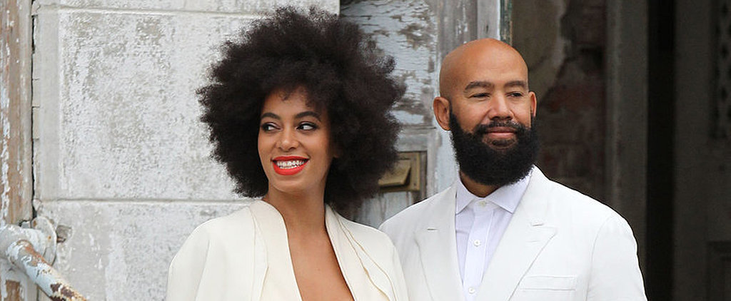 All of Solange's Wedding Looks Were Flawless