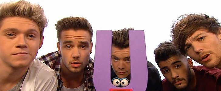 One Direction's Sesame Street Appearance Is Everything We Thought It Would Be