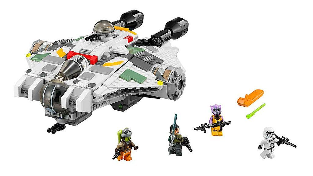 Lego Star Wars Rebels the Ghost
