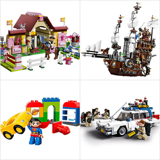 17 Lego Sets We Couldn't Wait to Get Our Hands on This Year