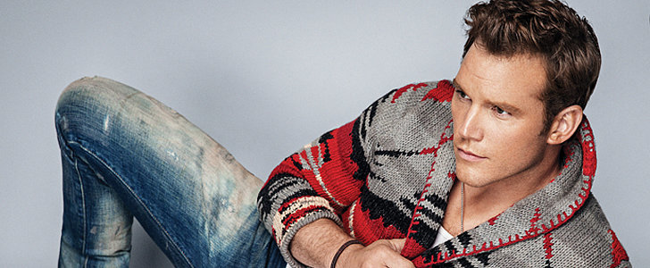 This Sexy Chris Pratt Photo Shoot Will Definitely Fuel Your Crush