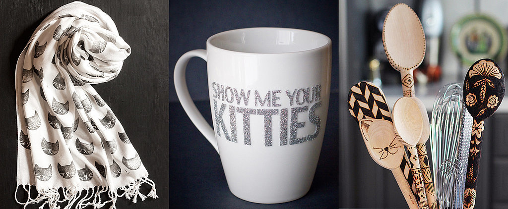 28 DIY Gifts For the Cat-Lovers in Your Life