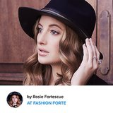 Rosie Fortescue Made In Chelsea Winter Style