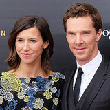 Benedict Cumberbatch With Fiancee Sophie Hunter Pictures