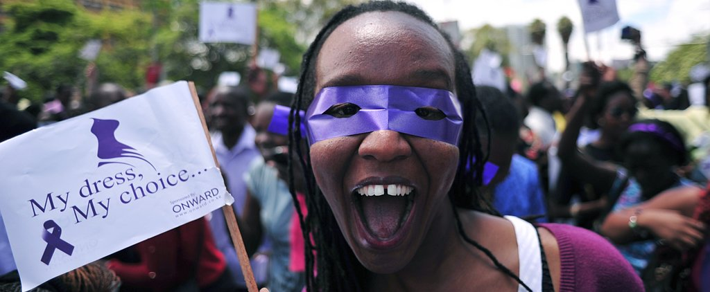 Why You Should Care About the Viral Hashtag #MyDressMyChoice