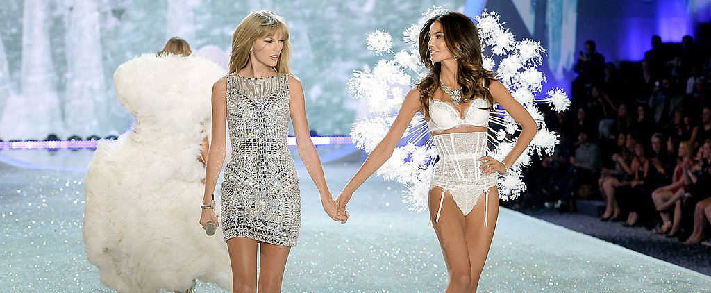 The Victoria's Secret Angels Will Shake It Off to Taylor Swift on the Catwalk —and That's Not All