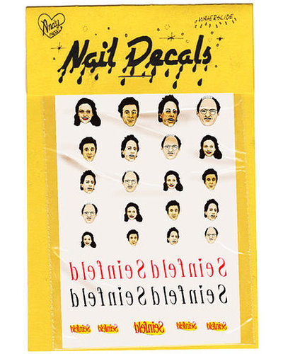 Seinfeld Nail Decals