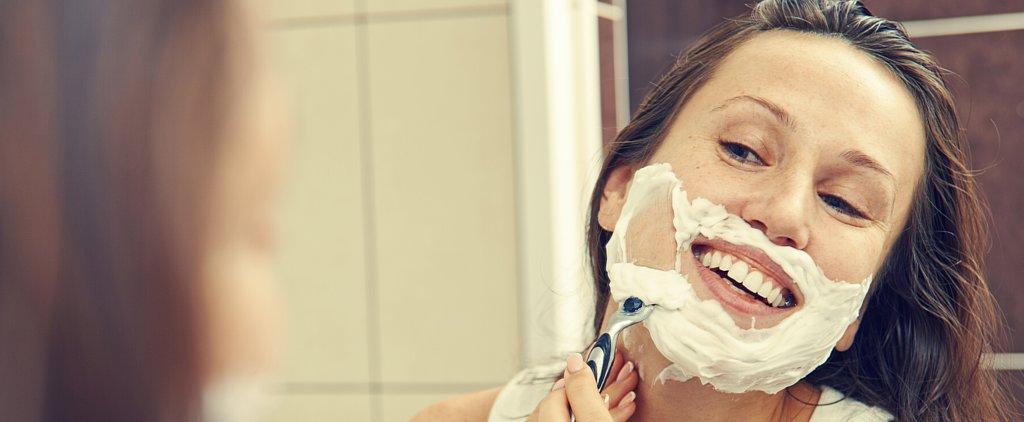 Can Shaving Facial Hair Really Make Your Skin Glow?