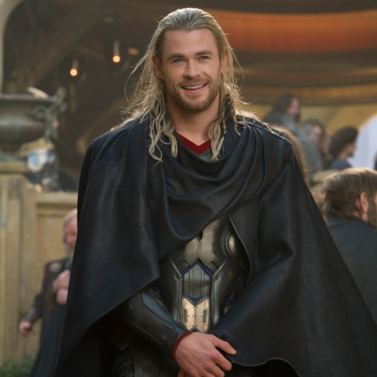 Chris Hemsworth as Thor GIFs