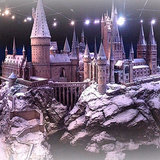 Watch as Hogwarts Transforms Into a Winter Wonderland