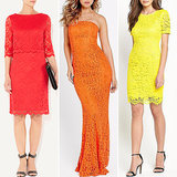 Best Lace Dresses in Every Colour For 2014
