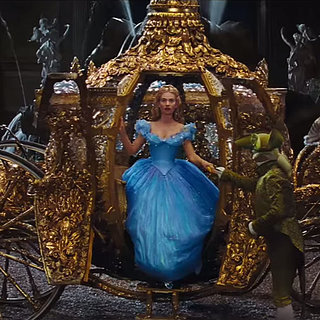 Prepare to Be Absolutely Enchanted by the Fashion in Cinderella