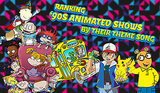 Ranking Every '90s Animated Show By Their Theme Songs