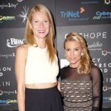 Gwyneth Paltrow in Dance Workout Video