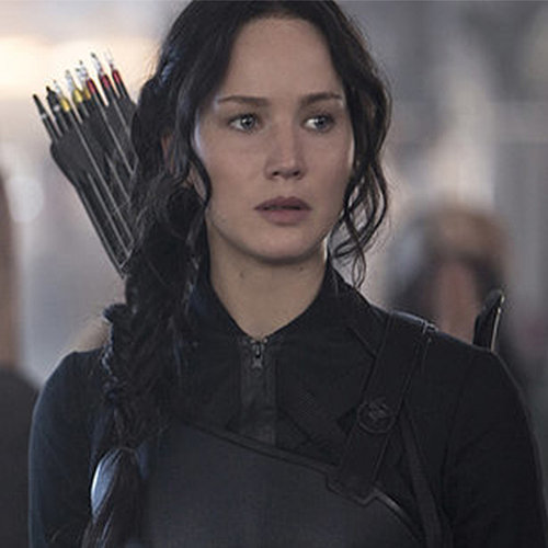 Mockingjay Part 1 —  Hair