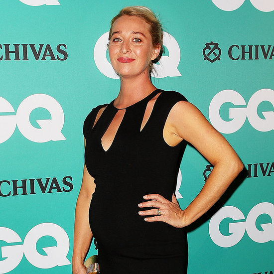 Pregnant Asher Keddie Baby Bump Pictures