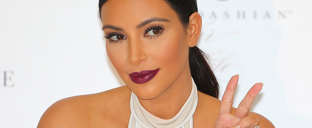Shop Kim Kardashian's Australian Beauty Looks