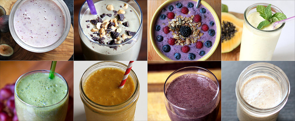 Whether You Want to Lose Weight or Fight a Cold, We've Got the Smoothie For You