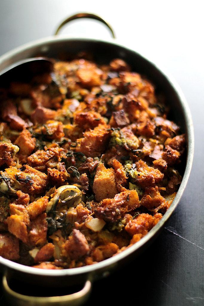 Oyster Kimchi Stuffing