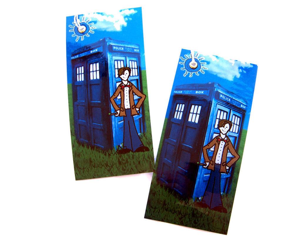 TARDIS Tags