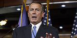 John Boehner Vows GOP Will 'Rise To This Challenge' Of Obama On Immigration