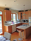 Kitchen of the Week: Opening Up a Traditional Kitchen to a New Look (9 photos)