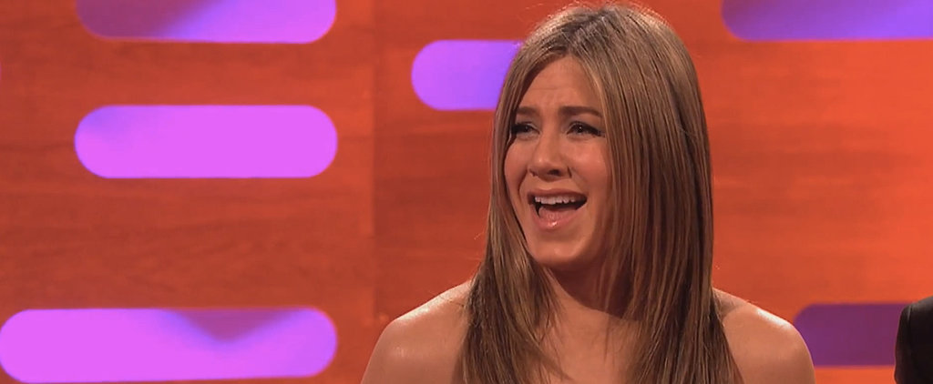 "Jennifer Aniston Wants a ""Golden Friends"" Reunion!"