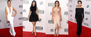 Look Who Brought the Glamour to the American Music Awards