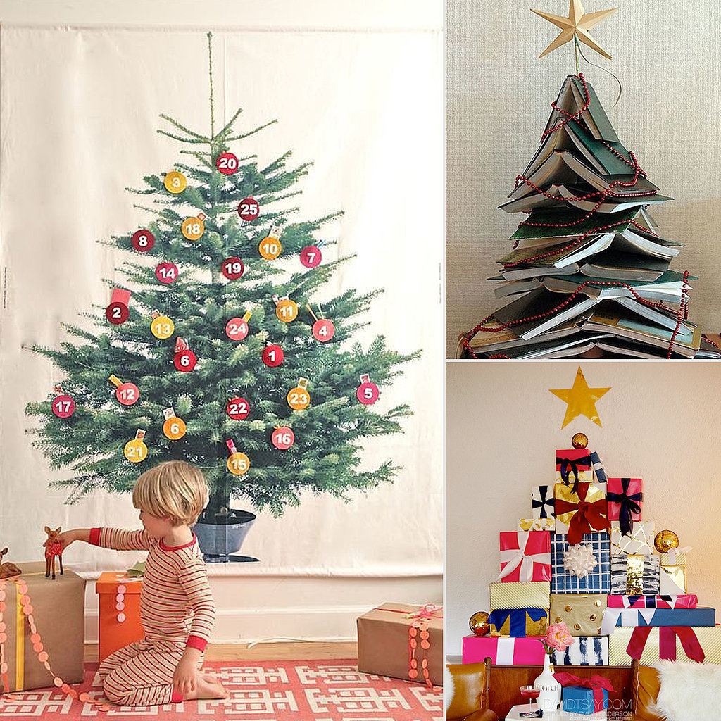 DIY Christmas Trees POPSUGAR Home
