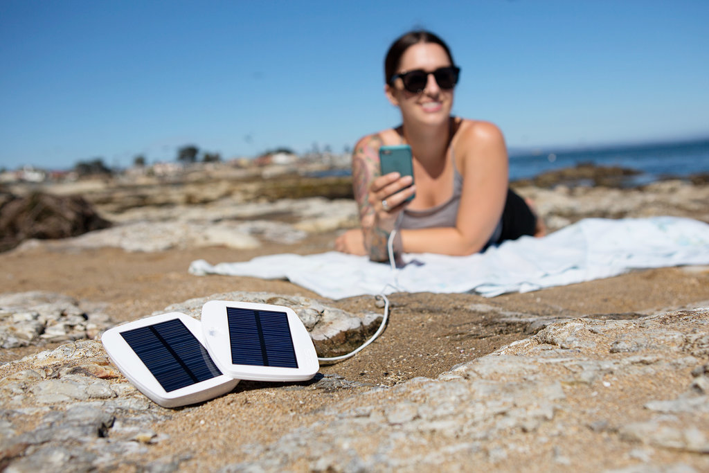 Solio Sun-Powered Charger