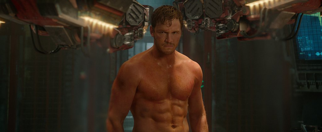 44 Sexy Shirtless Shots From 2014 Movies
