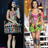 Katy Perry's Craziest Costumes | Video