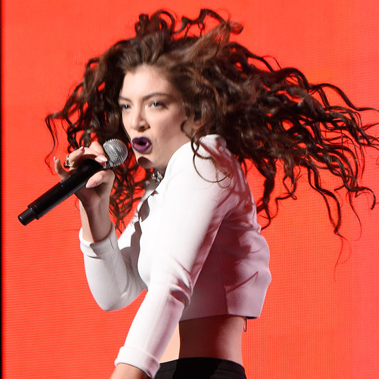 Lorde Dancing GIFs at 2014 American Music Awards