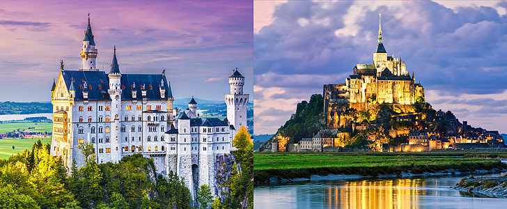 8 Disney Princess Castles You Must See in Real Life