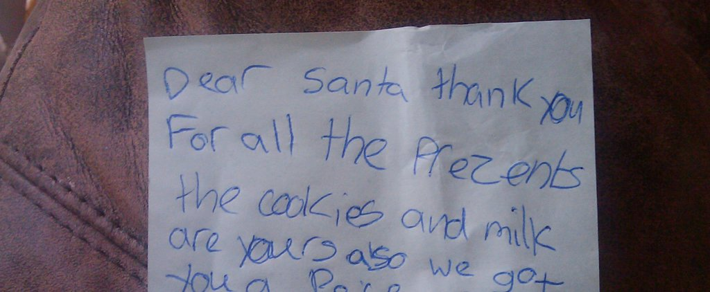 Hilarious and Heartwarming Letters to Santa
