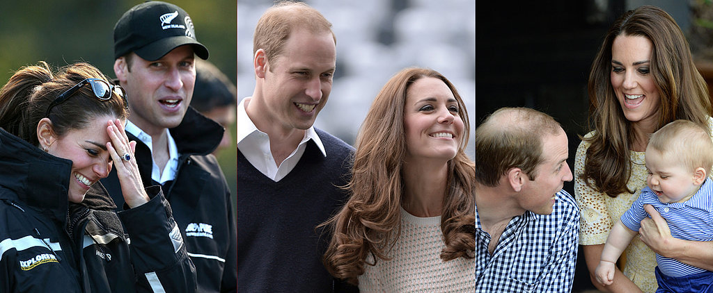 Will and Kate's Cutest Snaps of the Year