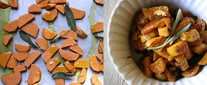 Give Roasted Sweet Potatoes a Spicy Spanish Makeover