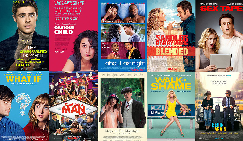 Hollywood Comedy Movies List