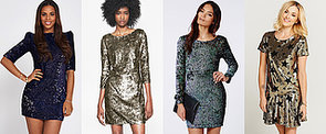 Be Seen This Festive Season in a Sequinned Party Dress