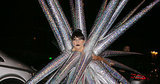 Lady Gaga Wore an Inflatable Sea-Urchin Costume
