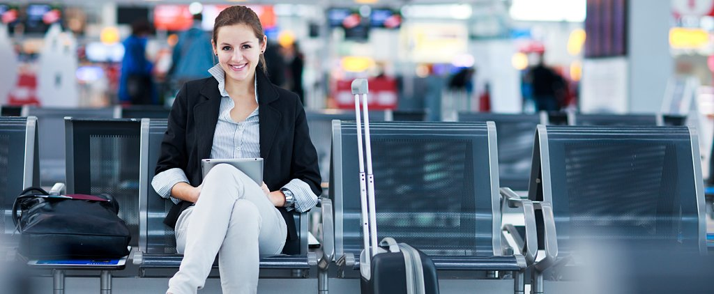 Traveling During the Holidays? Here's How You Can Get Through the Airport Faster!