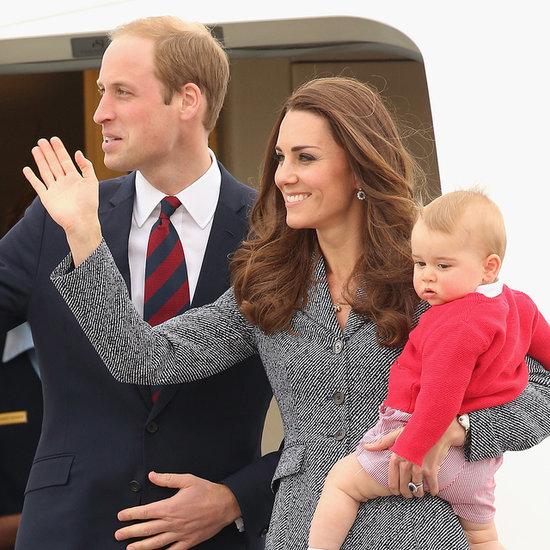 The Best Royal Family Moments 2014