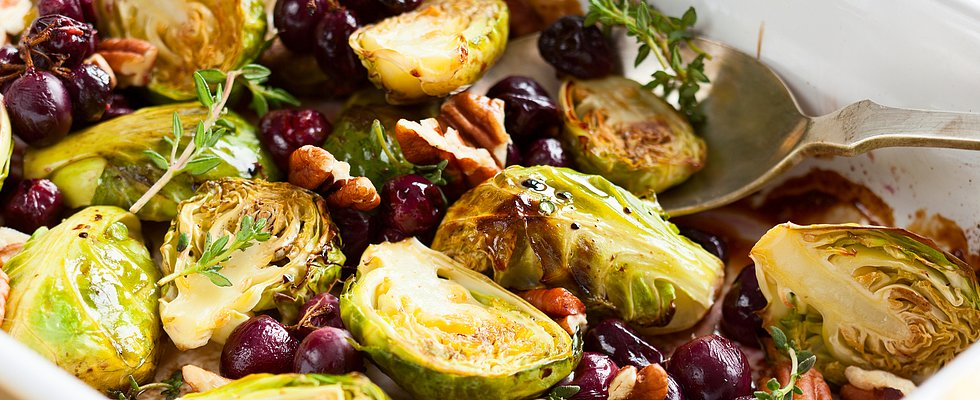 Healthy Thanksgiving Side Dishes That Steal the Spotlight