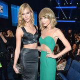 Celebrities on the 2014 American Music Awards Red Carpet