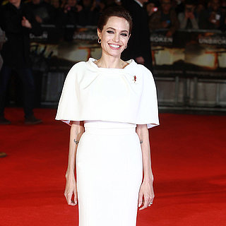 Angelina Jolie Was the Picture of Elegance at the Unbroken Premiere