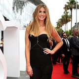 Delta Goodrem at the 2014 ARIA Awards in Steven Khalil