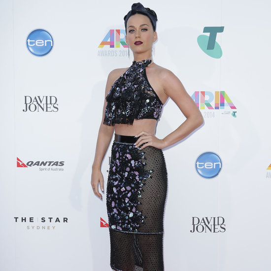 Katy Perry at the 2014 ARIA Awards in Jaime Lee Major